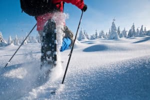 Schneeschuhwandern XS 300x199