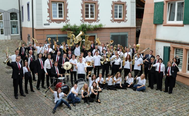 Stadtmusik und Jugendstadtmusik