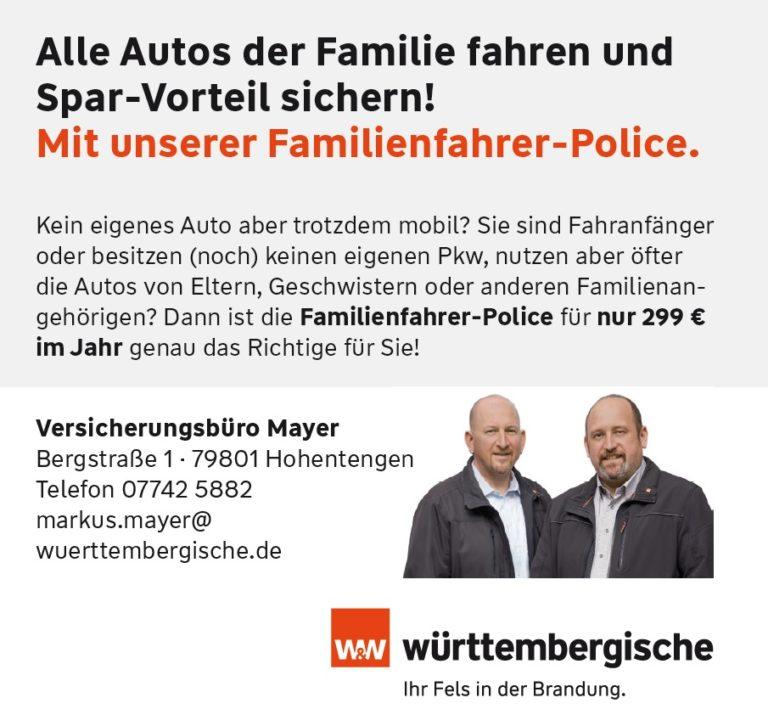 Familienfahrerpolice 768x709